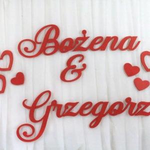 Imiona Młodej Pary,ślub, wesele  rena24.eu rena24.pl