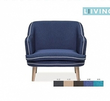 Designerski fotel MOTI