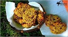 Ciasteczka słonecznikowe z żurawiną (bez mąki).  Próbowaliście już? Jeśli lubicie słonecznik, to ciasteczka dla Was :) Żurawinę możecie zastąpić innymi słodkimi bakaliami.