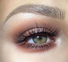 dzienny makijaż oka