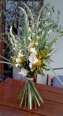 Kwiaty z ogrodka i laki