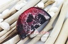 Naturalne mydło granat-arbuz z gąbką loofah dostępne link w komentarzu