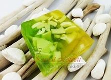 Naturalne mydło zielona herbata dostępne link w komentarzu