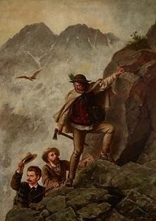 """""""Góry milczą, wszystko co milczy nadaję się do przechowywania ludzkich tajemnic."""" - ks. Józef Tischner"""