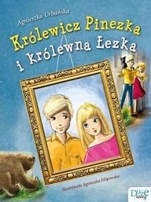 """""""Królewicz Pinezka i królewna Łezka"""" to kolejna książka z serii """"Duże Litery"""". Jak nazwa wskazuje, wielkość kroju pisma jest dostosowana do tego, by książkę mogły czytać samodzi..."""