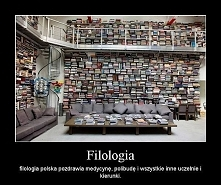 W tym roku zaczynam studiować filologię polską. Podzieli się ktoś ze mną doświadczeniami związanymi z tym kierunkiem? Może ktoś tak jak ja zaczyna 1 rok studiów?