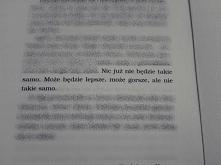"""""""Wszystko dla Ciebie""""- J. Sykat"""