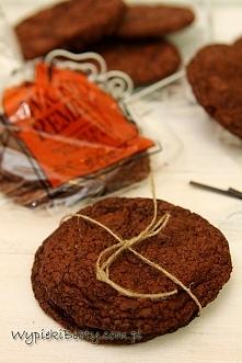 Podwójnie czekoladowe ciasteczka - Wypieki Beaty