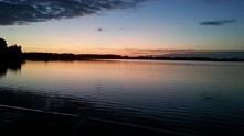 Jezioro w Brdowie