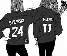 Chciałabym taką bluzę z Stilinski 24 lub 11 McCall *-*