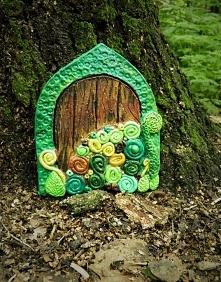 Kliknij w zdjęcie aby kupić :)  Wyjątkowa dekoracja, która wprowadzi twój dom i ogród w niezwykły, tajemniczy świat leśnych stworzeń. Mogą zdobić drzewo w ogrodzie, elewację dom...