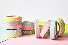 Taka śliczna washi tape :)