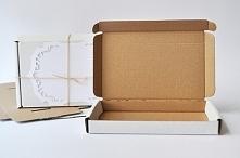 Zapakuj to fajnie! Wysyłasz małe paczki? To pudełko będzie w sam raz :)