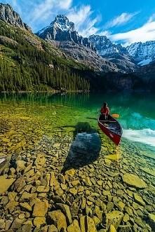 park krajobrazowy  Yoho Kanada