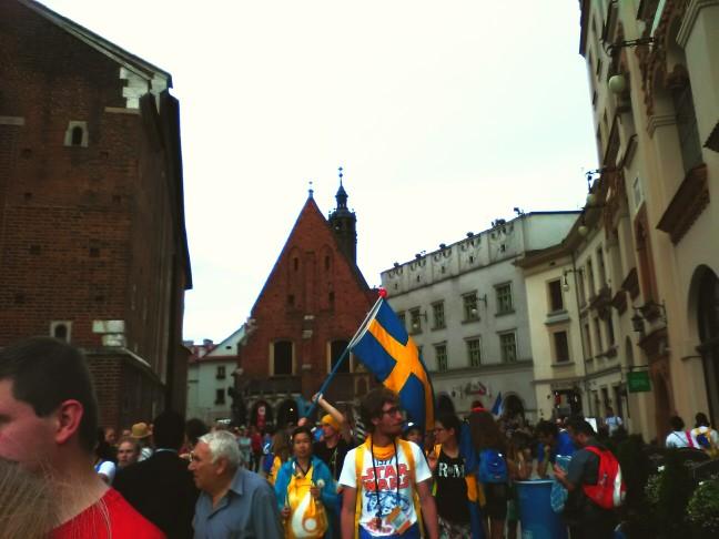 śdm 2016 Kraków :) :) :)