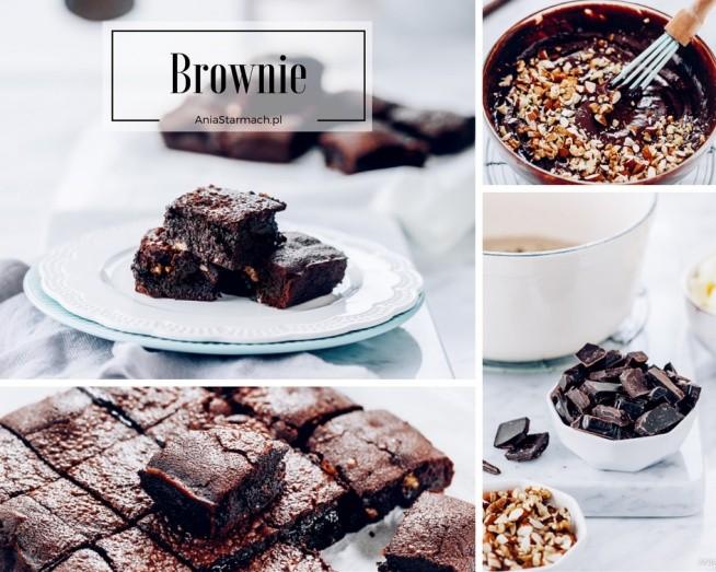 Pyszne brownie, które zawsze się udaje! AniaStarmach.pl