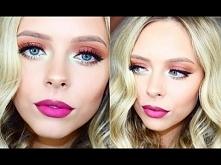 Fun ; Colorful Spring Makeup Look | Cosmobyhaley