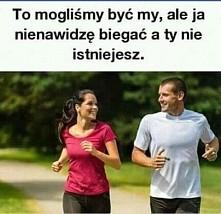 też nie lubię biegać !