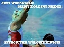 Srebro Marty Walczykiewicz!!!