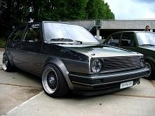 Volkswagen Golf II tuning