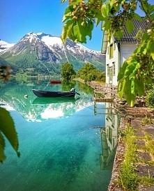 Hjelle, Norwegia :)