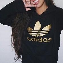 #adidas #brunette #mood