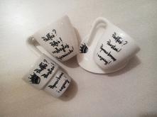 Personalizowane kubki Handy Mug! Wystarczy kliknąć w zdjęcie ny zobaczyć jeszcze więcej inspiracji :)