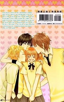 Manga: Lovely Everywhere OPIS: Tong Dan Wei to nowa uczennica szkoły średniej...
