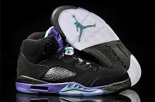 Air Jordan 5 Black Grape / ...