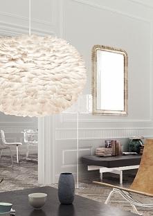 Lampa wisząca - Vita Copenhagen - Eos - biała