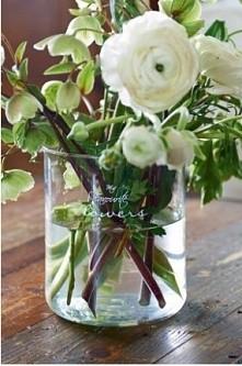 francuski szklany wazon, ozdobny wazon, wazon na kwiaty , ozdobne szkło