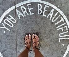 jesteś piękna, uwierz w to ♡