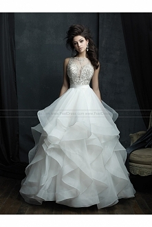 Allure Bridals Wedding Dress Style C380