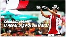 Maja Włoszczowska ze srebrem!!! :-)