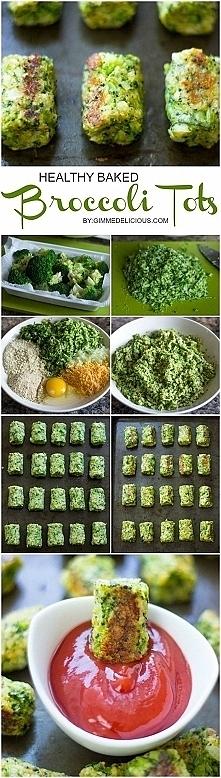 brokułowa przekąska