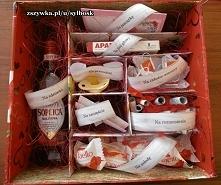 pudełko prezent na ślub