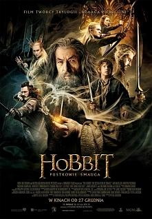 Hobbit: Pustkowie Smauga(2013)  Hobbit Bilbo Baggins razem z Gandalfem oraz t...