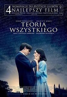 Teoria wszystkiego(2014) Film opowiada historię genialnego naukowca Stephena Hawkinga - rozwoju jego choroby, rodzącego się uczucia do Jane, a w końcu rozpadu ich małżeństwa.