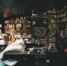 Marzy mi sie taka biblioteczka