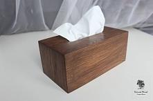 Pudełko na chusteczki Wykon...