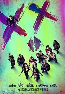 Legion Samobójców - strasznie fajny film  i MÓWI TO DZIEWCZYNA. Oglądajcie za...