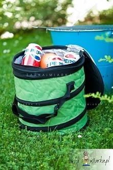 Grill czy piknik, taka torba na pewno się przyda