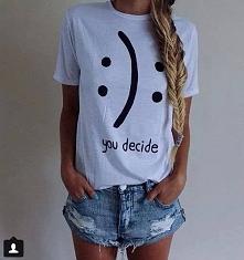 chyba kupię taką koszulkę, świetna jest! ;D