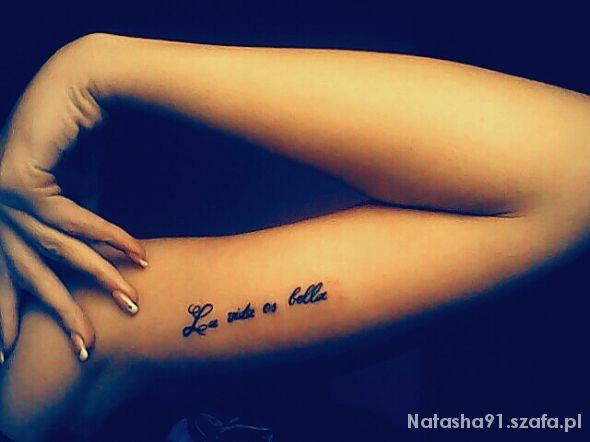 Bardzo Mi Się Podobają Tatuaże Na Bicku A Wam Na