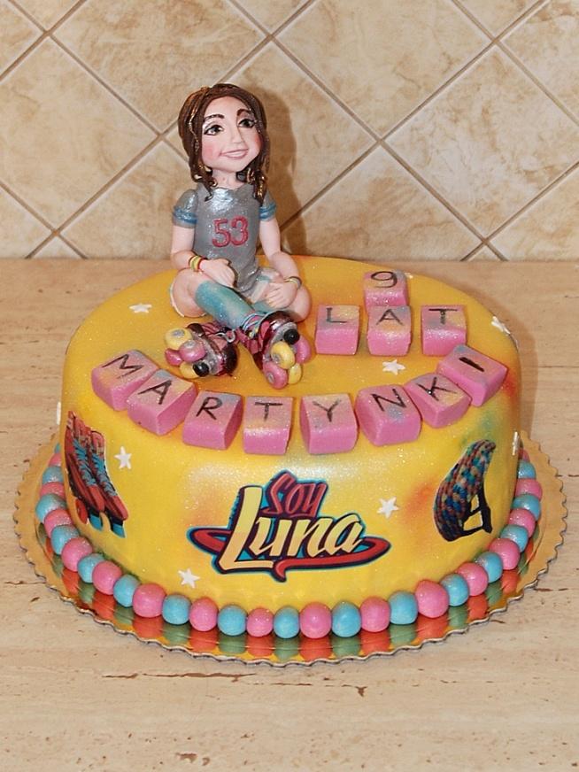 tort Soy Luna