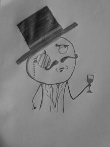Mój rysunek :) Szlachta