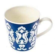 Kubek porcelanowy Pavilion, niebieski