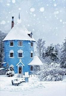 Domek Muminków, Finlandia