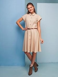 Sukienka z krótkim rękawem ...