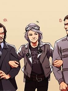 Quicksilver, Erik & Charles